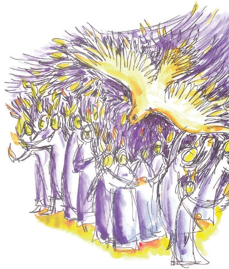 Aufgaben Des Heiligen Geistes